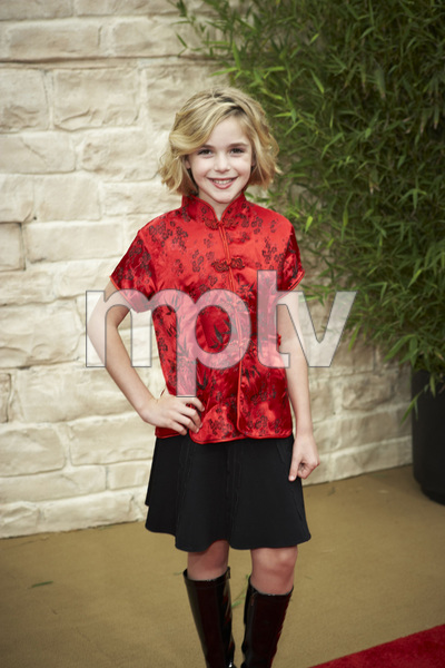"""The Karate Kid"" (Premiere)Kiernan Shipka6-7-2010 / Mann"