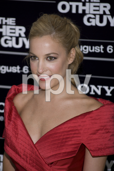 """The Other Guys"" Premiere Lindsay Sloan 8-2-2010 / Ziegfeld Theater / New York NY / Columbia Pictures / Photo by Lauren Krohn - Image 23954_0053"