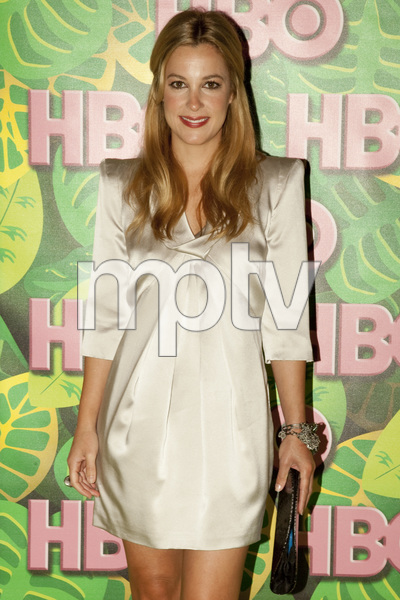 """""""HBO Post Emmy Party"""" Lindsay Sloan8-29-2010 / The Plaza at the Pacific Desighn Center / Hollywood CA / HBO / Photo by Annabel Park - Image 23964_0069"""
