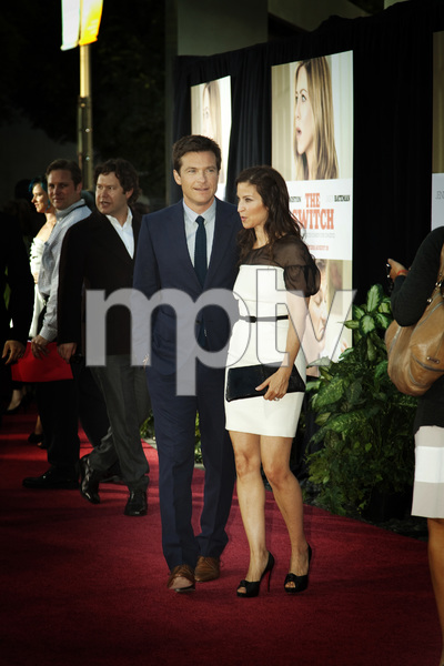 """The Switch"" Jason Bateman, Amanda Anka8-16-2010 / ArcLight Theater / Hollywood CA / Miramax Films / Photo by Annabel Park - Image 23966_0035"