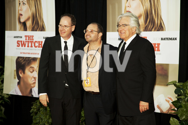 """The Switch"" Albert Berger8-16-2010 / ArcLight Theater / Hollywood CA / Miramax Films / Photo by Annabel Park - Image 23966_0061"