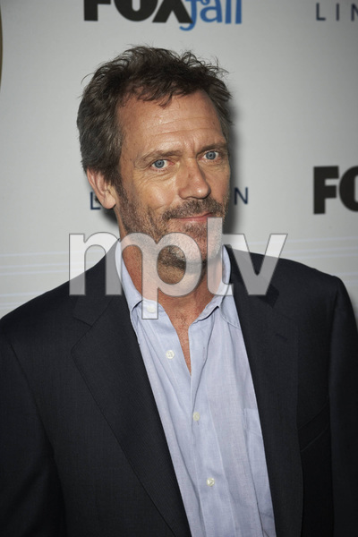 Fox Fall Eco-Casino PartyHugh Laurie9-13-2010 / Boa / Hollywood CA / FOX / Photo by Benny Haddad - Image 23971_0099