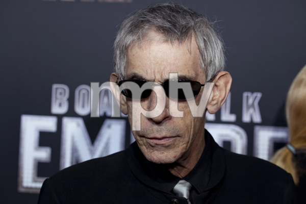 """Boardwalk Empire"" PremiereRichard Belzer9-15-2010 / Siegfeld Theater / New York NY / HBO / Photo by Lauren Krohn - Image 23972_0061"