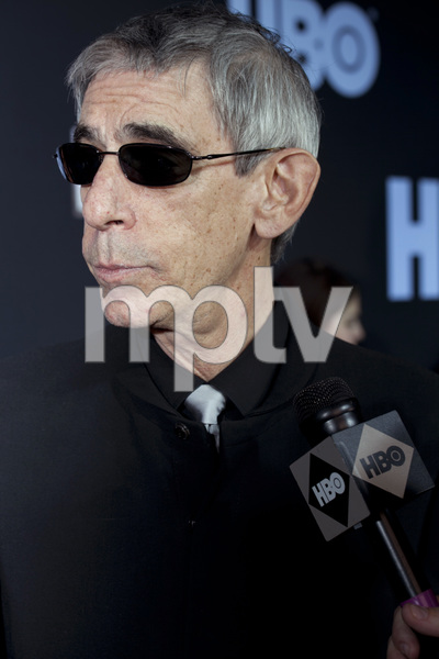 """Boardwalk Empire"" PremiereRichard Belzer9-15-2010 / Siegfeld Theater / New York NY / HBO / Photo by Lauren Krohn - Image 23972_0064"