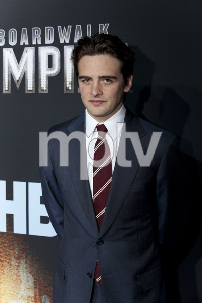 """Boardwalk Empire"" PremiereVincent Piazza9-15-2010 / Siegfeld Theater / New York NY / HBO / Photo by Lauren Krohn - Image 23972_0068"