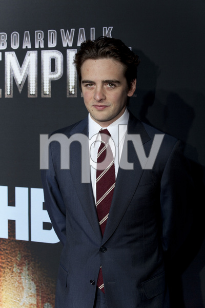 """Boardwalk Empire"" PremiereVincent Piazza9-15-2010 / Siegfeld Theater / New York NY / HBO / Photo by Lauren Krohn - Image 23972_0069"