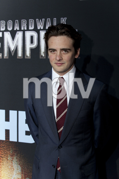"""Boardwalk Empire"" PremiereVincent Piazza9-15-2010 / Siegfeld Theater / New York NY / HBO / Photo by Lauren Krohn - Image 23972_0070"