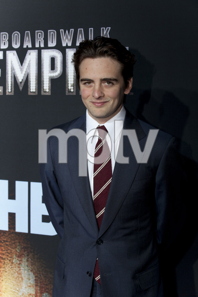 """Boardwalk Empire"" PremiereVincent Piazza9-15-2010 / Siegfeld Theater / New York NY / HBO / Photo by Lauren Krohn - Image 23972_0071"
