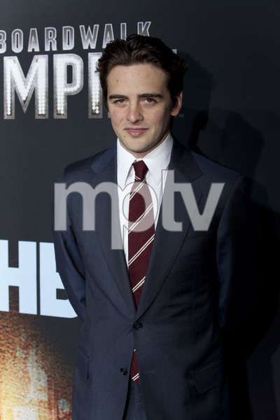 """Boardwalk Empire"" PremiereVincent Piazza9-15-2010 / Siegfeld Theater / New York NY / HBO / Photo by Lauren Krohn - Image 23972_0074"
