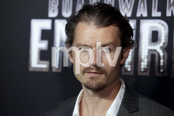 """Boardwalk Empire"" PremiereJames Badge Dale9-15-2010 / Siegfeld Theater / New York NY / HBO / Photo by Lauren Krohn - Image 23972_0145"