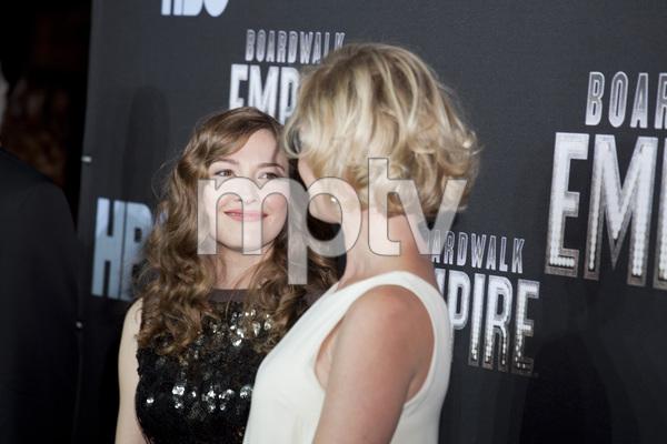 """Boardwalk Empire"" PremiereKelly Macdonald, Gretchen Mol 9-15-2010 / Siegfeld Theater / New York NY / HBO / Photo by Lauren Krohn - Image 23972_0155"