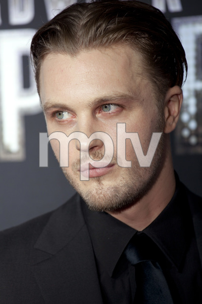 """Boardwalk Empire"" PremiereMichael Pitt9-15-2010 / Siegfeld Theater / New York NY / HBO / Photo by Lauren Krohn - Image 23972_0182"