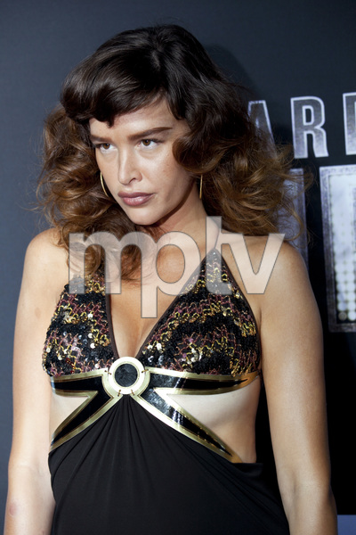 """Boardwalk Empire"" PremierePaz de la Huerta 9-15-2010 / Siegfeld Theater / New York NY / HBO / Photo by Lauren Krohn - Image 23972_0187"