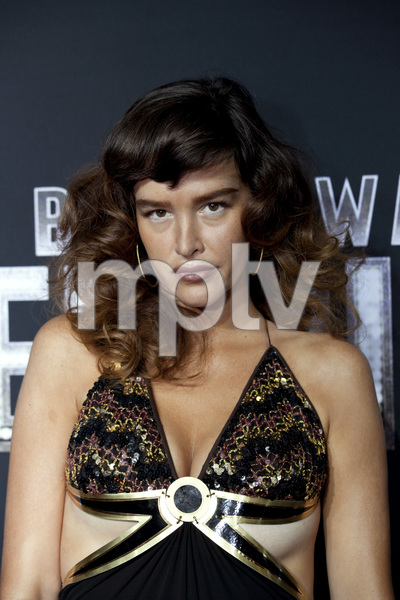 """Boardwalk Empire"" PremierePaz de la Huerta 9-15-2010 / Siegfeld Theater / New York NY / HBO / Photo by Lauren Krohn - Image 23972_0190"