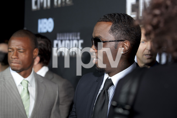 """Boardwalk Empire"" PremiereSean Combs9-15-2010 / Siegfeld Theater / New York NY / HBO / Photo by Lauren Krohn - Image 23972_0232"