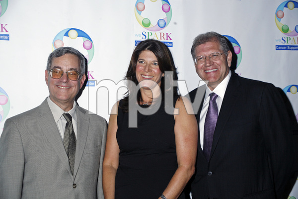 """Broadway Tonight: An Evening of Song and Dance"" Bob Gale, Missy Halperin, Robert Zemeckis10-4-2010 / Alex Theater / Glendale CA / Photo by Eleonora Ghioldi - Image 23982_0008"