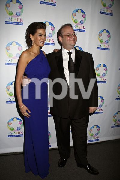 """Broadway Tonight: An Evening of Song and Dance"" Marc Cherry and Teri Hatcher10-4-2010 / Alex Theater / Glendale CA / Photo by Eleonora Ghioldi - Image 23982_0070"