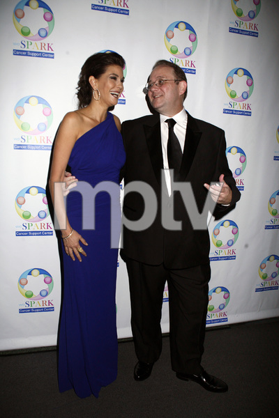 """Broadway Tonight: An Evening of Song and Dance"" Marc Cherry and Teri Hatcher10-4-2010 / Alex Theater / Glendale CA / Photo by Eleonora Ghioldi - Image 23982_0071"