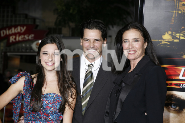 """Unstoppable"" Premiere Lucy Ciaffa, Chris Ciaffa, Mimi Rogers10-26-2010 / Regency Village Theater / Westwood CA / Twentieth Century Fox / Photo by Eleonora Ghioldi - Image 23986_0001"