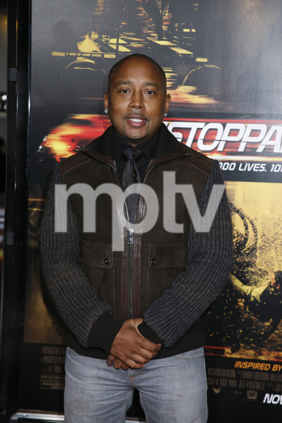 """Unstoppable"" Premiere Daymond John10-26-2010 / Regency Village Theater / Westwood CA / Twentieth Century Fox / Photo by Eleonora Ghioldi - Image 23986_0009"