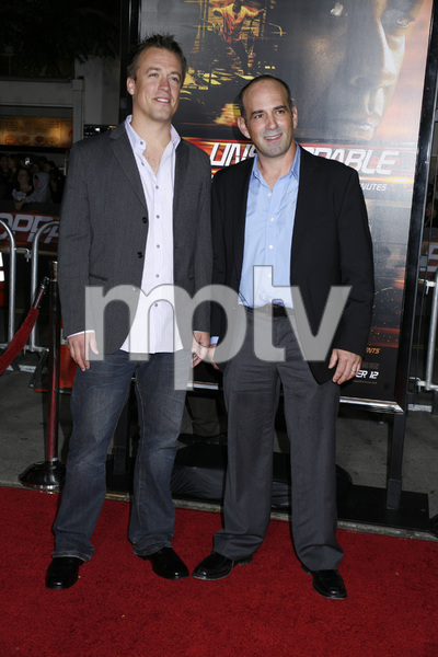 """Unstoppable"" Premiere Reed Timmer, Sean Casey10-26-2010 / Regency Village Theater / Westwood CA / Twentieth Century Fox / Photo by Eleonora Ghioldi - Image 23986_0031"