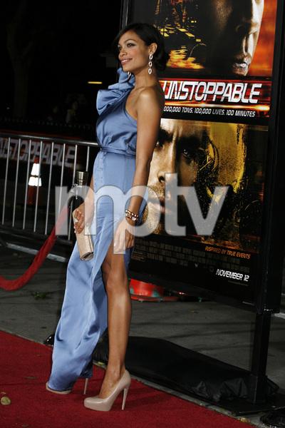 """Unstoppable"" Premiere Rosario Dawson10-26-2010 / Regency Village Theater / Westwood CA / Twentieth Century Fox / Photo by Eleonora Ghioldi - Image 23986_0103"