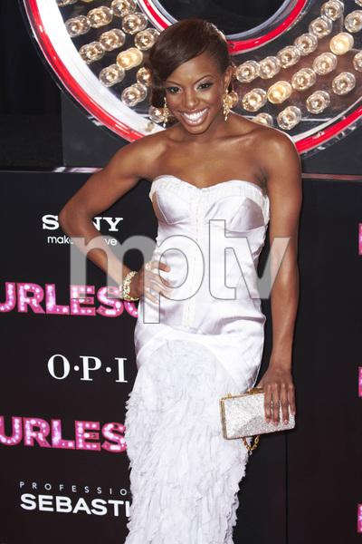 """Burlesque"" PremiereChelsea Traille11-15-2010 / Grauman"
