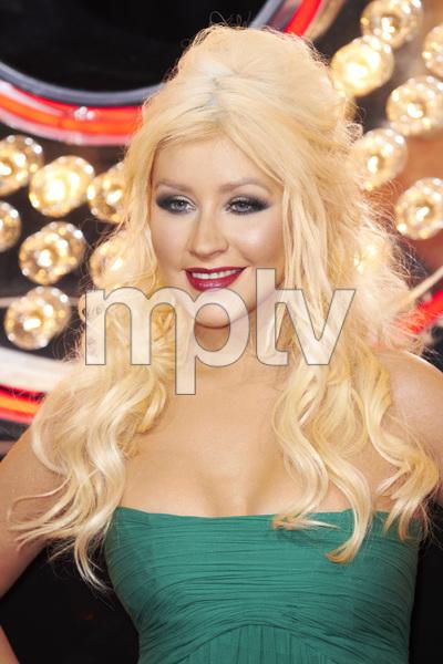 """Burlesque"" PremiereChristina Aguilera11-15-2010 / Grauman"
