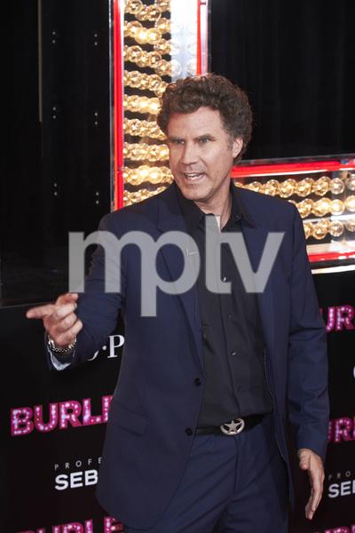 """""""Burlesque"""" PremiereWill Ferrell11-15-2010 / Grauman"""
