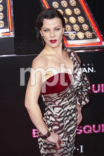 """""""Burlesque"""" PremiereDebi Mazar11-15-2010 / Grauman"""