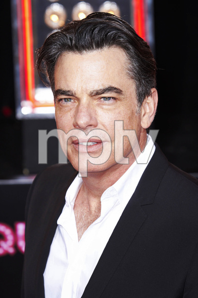 """Burlesque"" PremierePeter Gallagher11-15-2010 / Grauman"