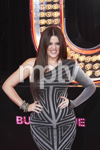 """Burlesque"" PremiereKhloe Kardashian11-15-2010 / Grauman"