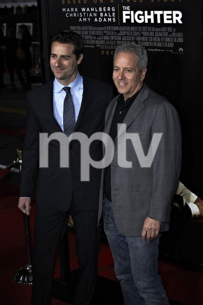 """The Fighter"" PremiereTodd Lieberman, David Hoberman 12-6-2010 / Grauman"
