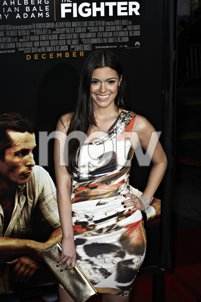 """The Fighter"" PremiereAnabelle Acosta 12-6-2010 / Grauman"