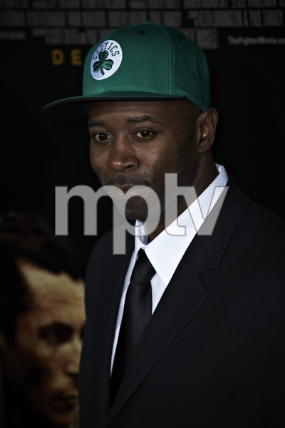 """""""The Fighter"""" PremiereAnthony Thomas 12-6-2010 / Grauman"""