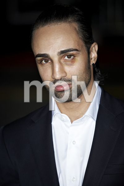 """The Fighter"" PremierePaul Malignaggi12-6-2010 / Grauman"