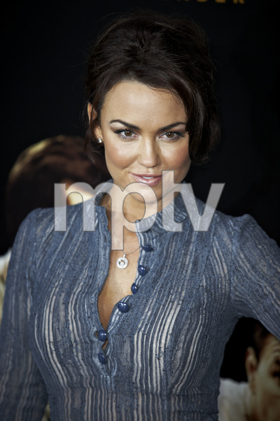 """The Fighter"" PremiereKelly Carlson 12-6-2010 / Grauman"