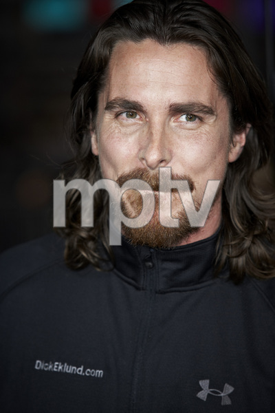 """The Fighter"" PremiereChristian Bale12-6-2010 / Grauman"