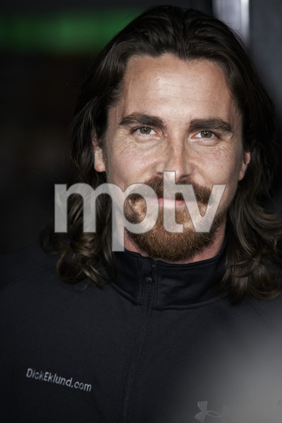 """The Fighter"" PremiereChristian Bale12-6-2010 / Grauman"
