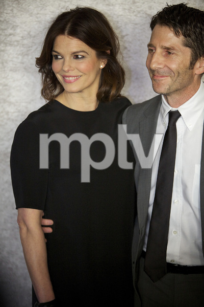 """Big Love"" PremiereJeanne Tripplehorn, Leland Orser1-12-2011 / Directors Guild of America / Hollywood CA / HBO / Photo by Imeh Akpanudosen - Image 24003_0113"