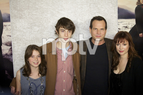 """Big Love"" PremiereLydia Paxton, James Paxton, Bill Paxton, Louise Newbury1-12-2011 / Directors Guild of America / Hollywood CA / HBO / Photo by Imeh Akpanudosen - Image 24003_0121"