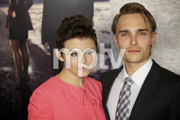 """Big Love"" PremiereGinnifer Goodwin, Joey Kern1-12-2011 / Directors Guild of America / Hollywood CA / HBO / Photo by Imeh Akpanudosen - Image 24003_0155"