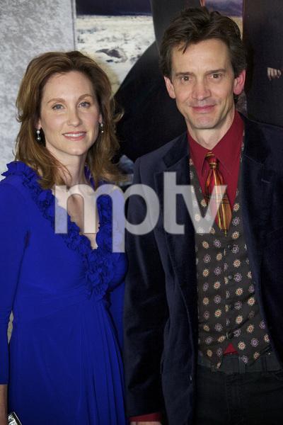 """Big Love"" PremiereJudith Hoag, Vince Grant 1-12-2011 / Directors Guild of America / Hollywood CA / HBO / Photo by Imeh Akpanudosen - Image 24003_0167"