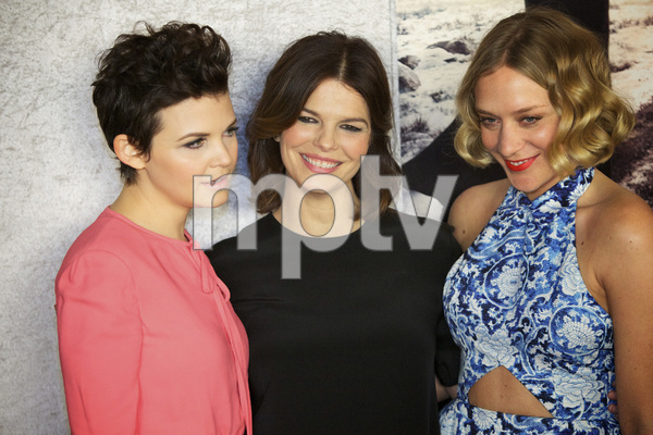 """Big Love"" PremiereGinnifer Goodwin, Jeanne Tripplehorn, Chloe Sevigny1-12-2011 / Directors Guild of America / Hollywood CA / HBO / Photo by Imeh Akpanudosen - Image 24003_0182"