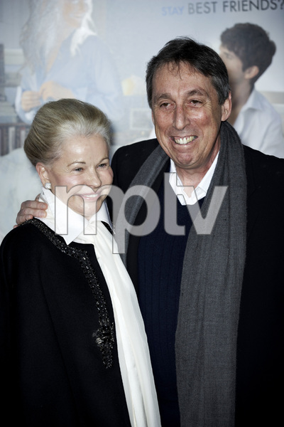 """""""No Strings Attached"""" PremiereGenevieve Robert, Ivan Reitman1-11-2011 / Regency Village Theater / Westwood CA / Paramount Pictures / Photo by Benny Haddad - Image 24006_0131"""