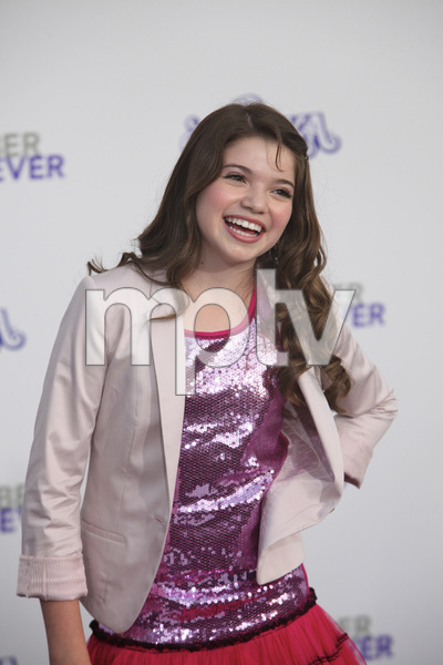 """""""Justin Bieber: Never Say Never"""" Premiere Jadin Gould 2-8-2011 / Nokia Theater L.A. Live / Paramount Pictures / Los Angeles CA / Photo by Imeh Akpanudosen - Image 24016_0017"""