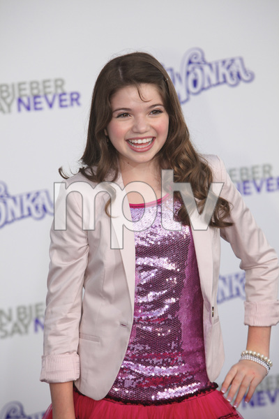 """""""Justin Bieber: Never Say Never"""" Premiere Jadin Gould 2-8-2011 / Nokia Theater L.A. Live / Paramount Pictures / Los Angeles CA / Photo by Imeh Akpanudosen - Image 24016_0018"""