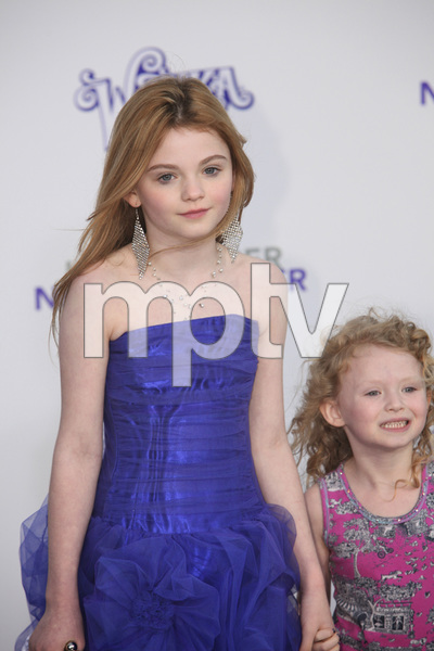 """""""Justin Bieber: Never Say Never"""" Premiere Morgan Lily 2-8-2011 / Nokia Theater L.A. Live / Paramount Pictures / Los Angeles CA / Photo by Imeh Akpanudosen - Image 24016_0045"""