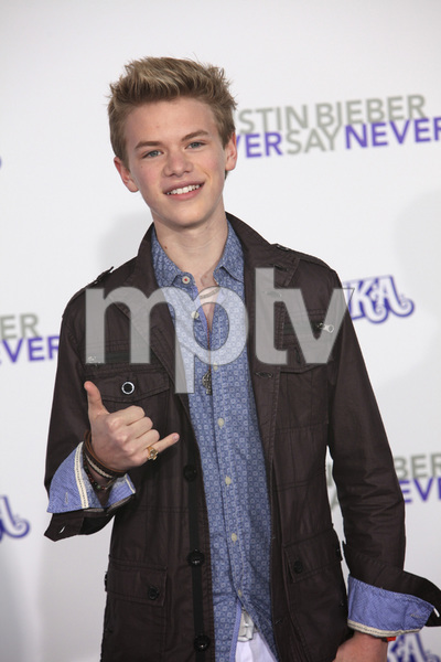 """Justin Bieber: Never Say Never"" Premiere Kenton Duty 2-8-2011 / Nokia Theater L.A. Live / Paramount Pictures / Los Angeles CA / Photo by Imeh Akpanudosen - Image 24016_0149"