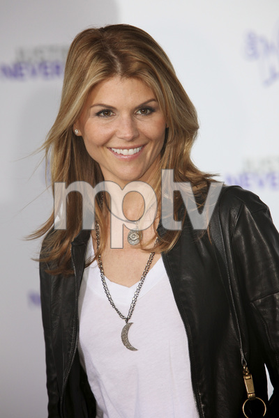 """Justin Bieber: Never Say Never"" Premiere Lori Loughlin 2-8-2011 / Nokia Theater L.A. Live / Paramount Pictures / Los Angeles CA / Photo by Imeh Akpanudosen - Image 24016_0159"